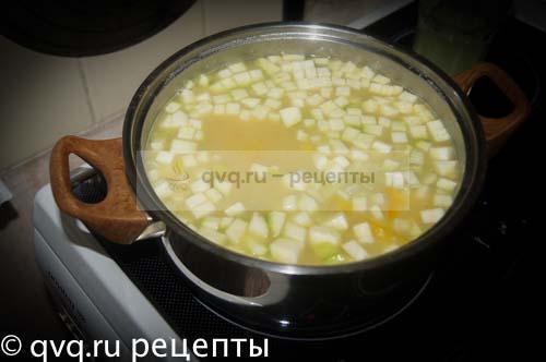 готовим суп